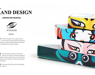 Aria – Packaging design