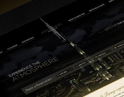 Atmosphere Burj Khalifa