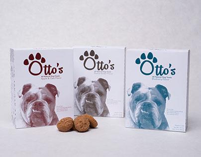Otto's-Natural Dog Treats