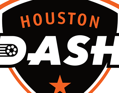 Houston Dash redesign