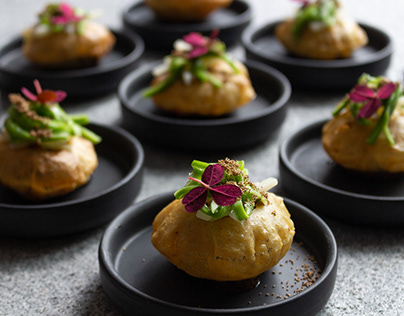 Food styling, fotografía y diseño de recetas Fragmento
