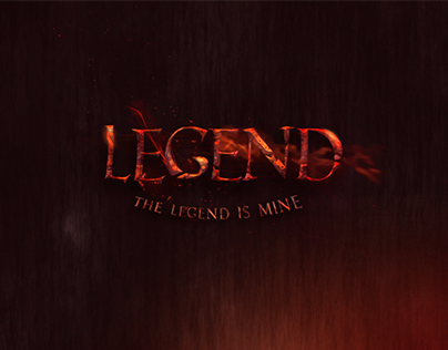 Legend - The legend is mine
