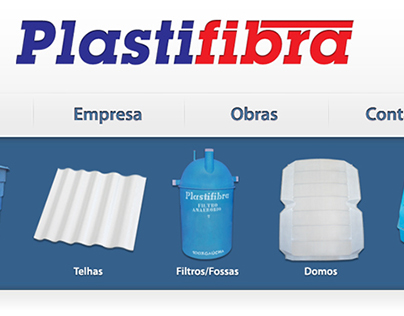 Plastifibra | Website