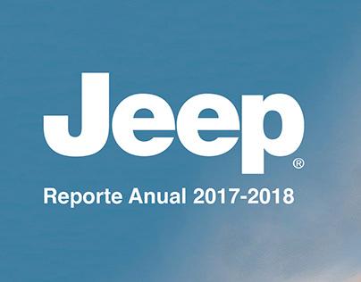 JEEP - Reporte Anual 2017-2018