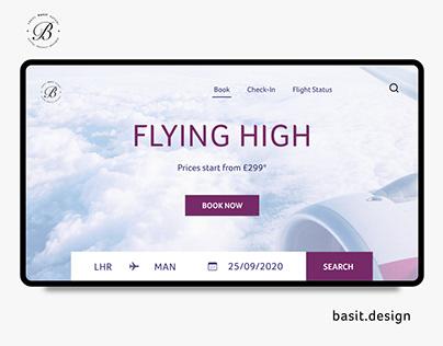 Flight Booking Website