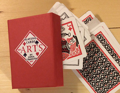 Playing cards The Arts