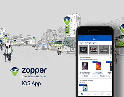 Zopper - Mobiles & Electronics iOS Consumer App