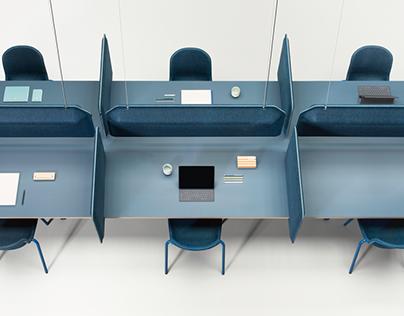 Big Modular Table System