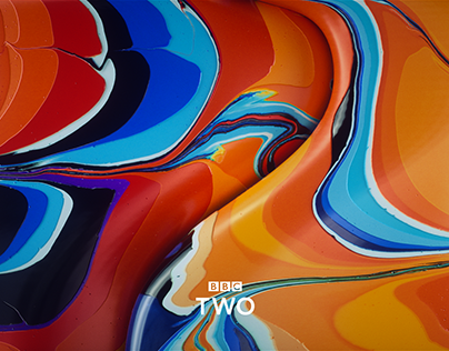 BBC2 IDENT - Pleasurable Absorbing