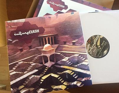 Design 'CultureClash' LP & Cassette