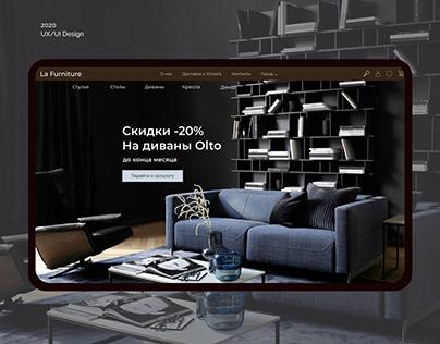 Online Store Furniture Интернет Магазин Мебели
