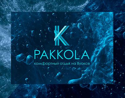 Pakkola Brand Identity
