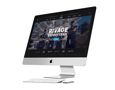 RIVAGE ESPORT - WEBSITE WEBDESIGN