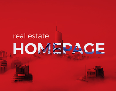 Homepage : Real Estate