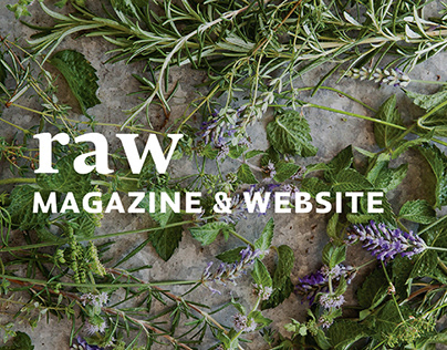 Raw Magazine & Website
