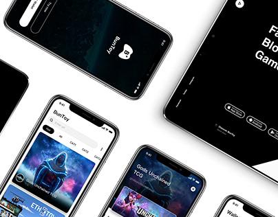 BunToy 2.0 - The Hottest Blockchain DApp Game Wallet