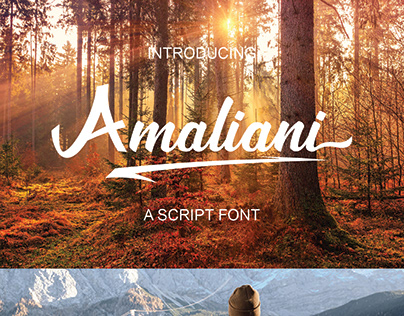 Amaliani Fonts