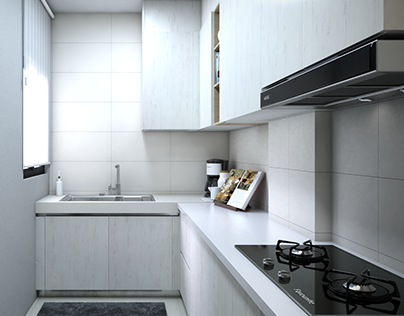 ID81.1 SMALL KITCHEN