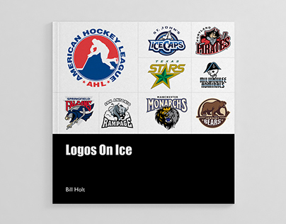 Logos On Ice Publication Design