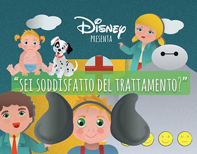 Sei soddisfatto del trattamento? | Disney Activation