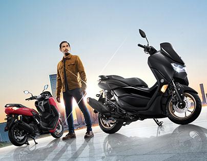 Yamaha New Nmax