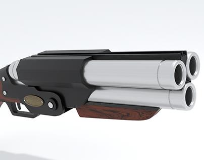 Tristana (shotgun)