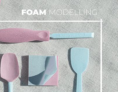 Foam Modelling.