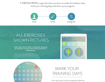 Website for yoga exercises