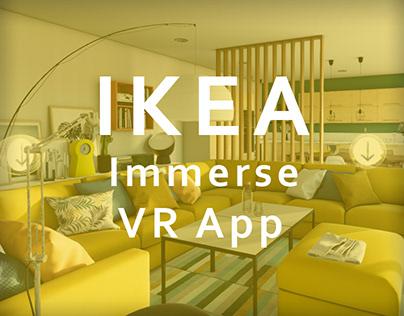 IKEA Immerse VR App