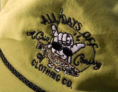 Alldaysoff Clothing Co. Lookbook