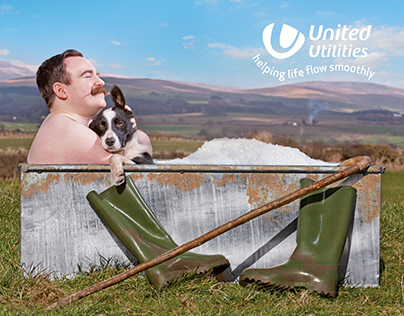United Utilities Water Tight Campaign