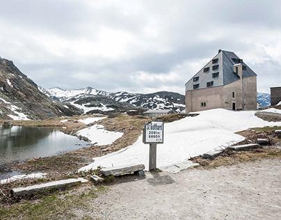 Vecchio Hospizio San Gotthardo, Airolo, CH