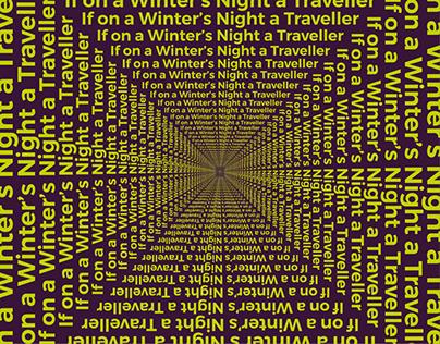 If on a Winter's Night a Traveler - Book Design
