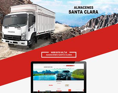 Proyecto Almacenes Santa Clara