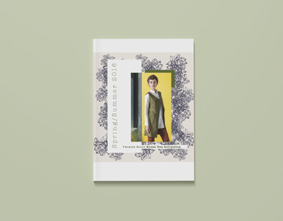 Fashion Lookbook Design 03