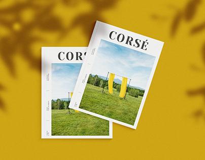 Corsé - Issue 04
