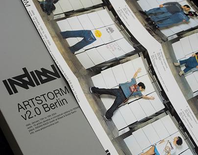 Indian Rags - Artstorm v2.0 Berlin