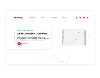 BCrypto Blockchain development company