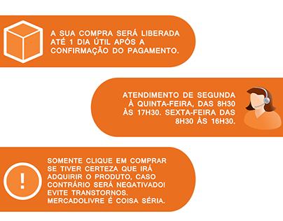 Banner de aviso para o Mercado Livre - Smartcopy