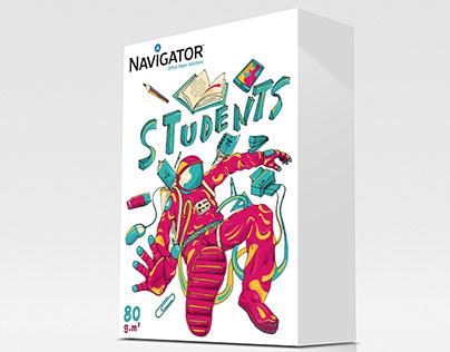 NAVIGATOR Contest Illustration