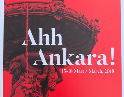 """AhhAnkara"" International Contemporary Art Fair 2018"