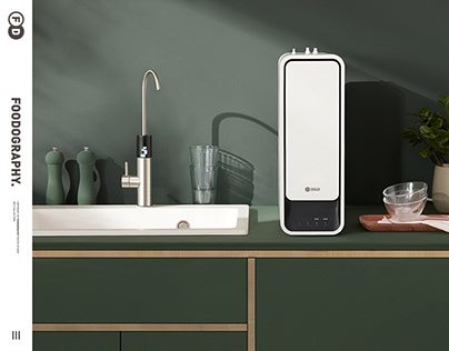 小家电摄影 | 352净水器Water purifier ✖ foodography