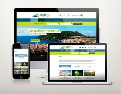 AZORESBUS - WEBSITE