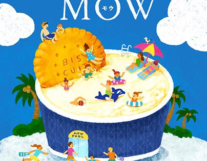 MOU ice cream PR