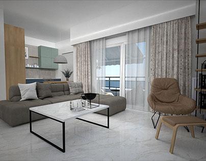 Apartment renovation | Kalamaria - Thessaloniki