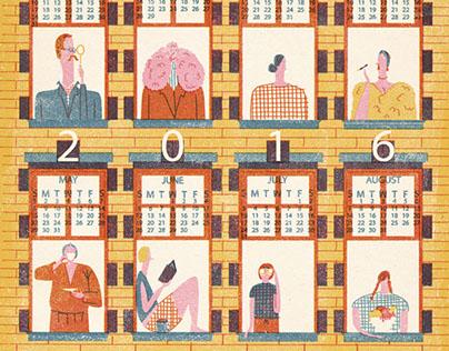 Illustrations November `15