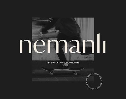 Personal Website | NEMANLI
