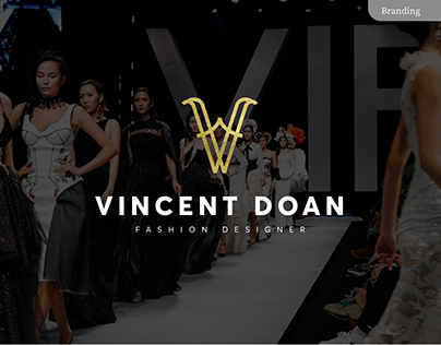 Vincent Doan / Brand Identity