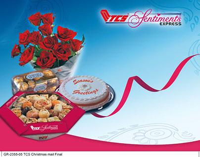 TCS Sentiments Christmas Campaign!