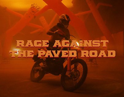 Rage Against The Paved Road | Music Video